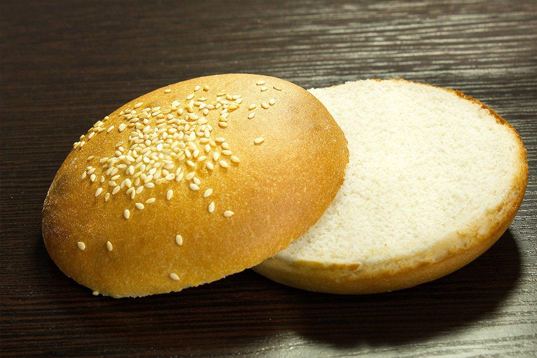 Булочки гамбургер в домашних условиях рецепт фото 62