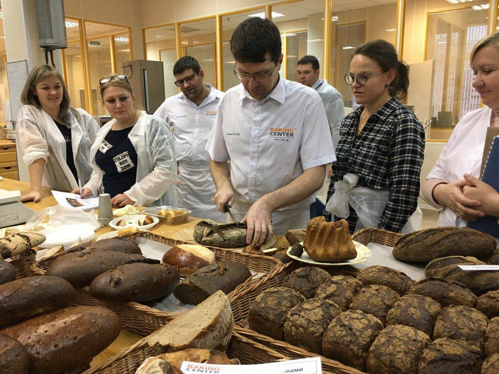 семинар Хлебный бутик - от проекта до ассортимента