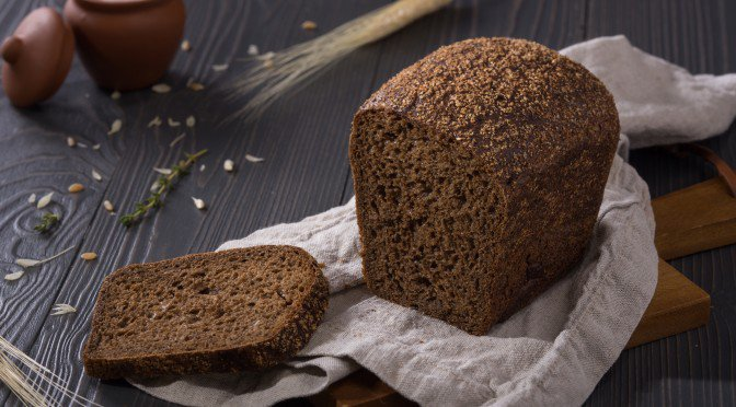 Ржано-пшеничные хлеба