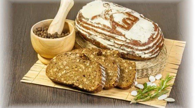 хлеб перуанский