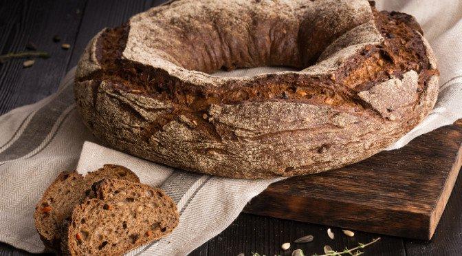 Хлеб альпийский